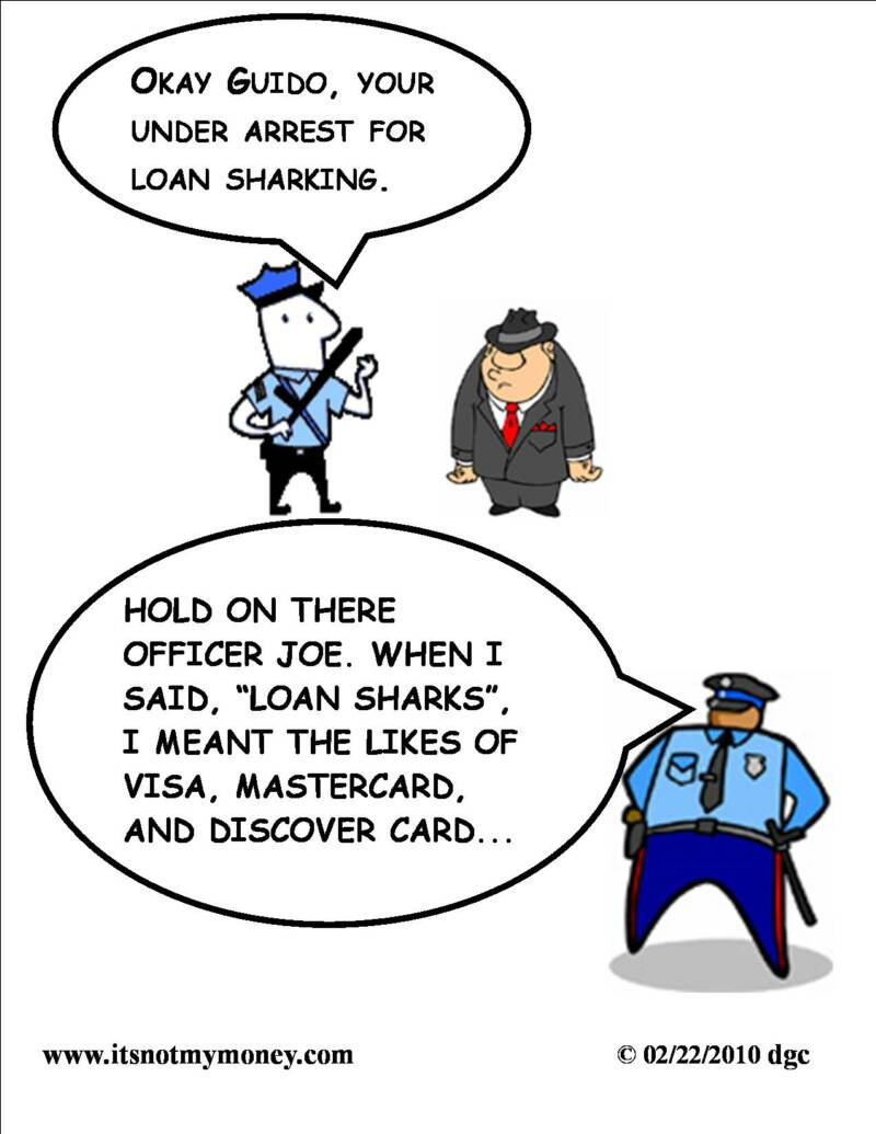 loan shark Loan sharks are illegal moneylenders who often charge very high interest rates -  check if a company is licensed and how to report one that isn't.